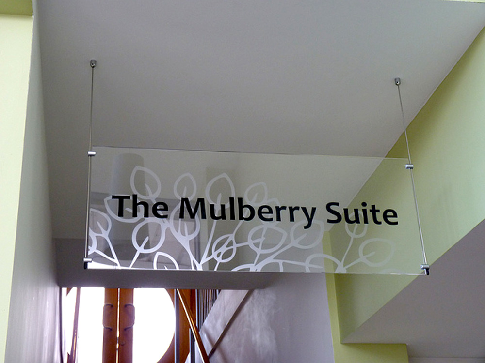 3D Mounted Letters and Signs Bugden Signs