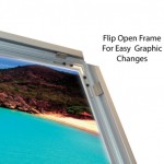 LED Poster Frames