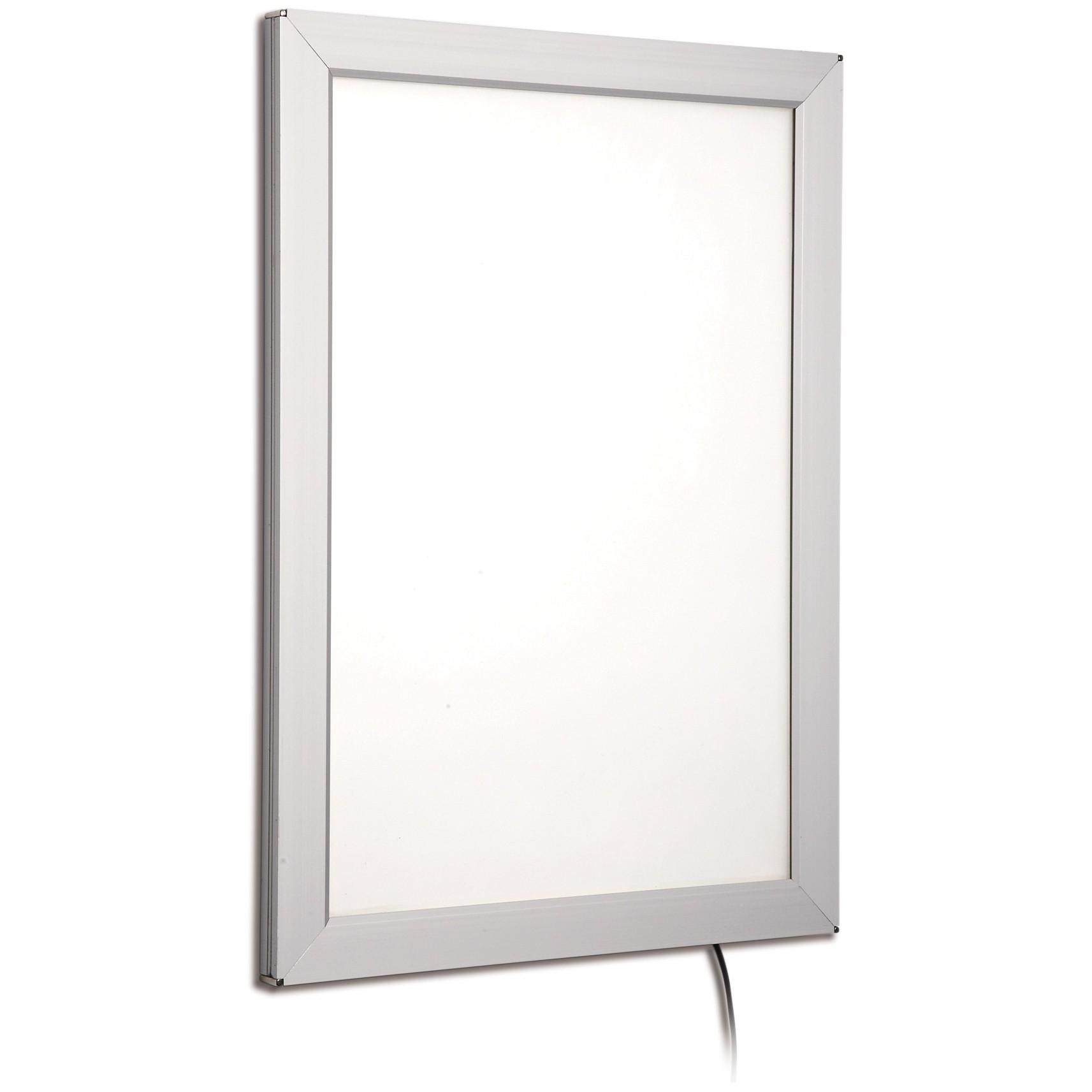 LED Poster Frames — Shedding Light on Your Business - Bugden Signs