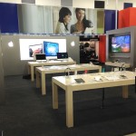 trade show booths, displays and kiosks