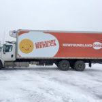 Newfoundland Eggs, Vehicle Graphics